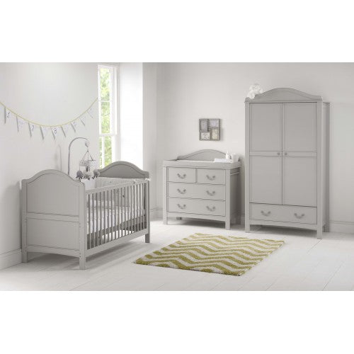 East Coast Nursery Room Set Toulouse French Grey