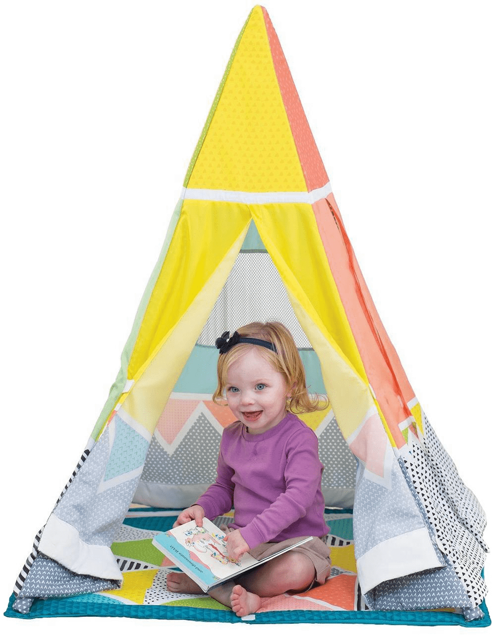 Infantino Grow With Me Playtime Teepee Gym