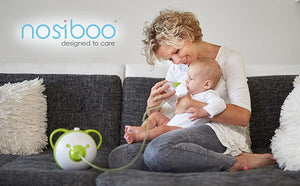 Nosiboo Pro Nasal Aspirator - Pink and Blue Baby Boutique