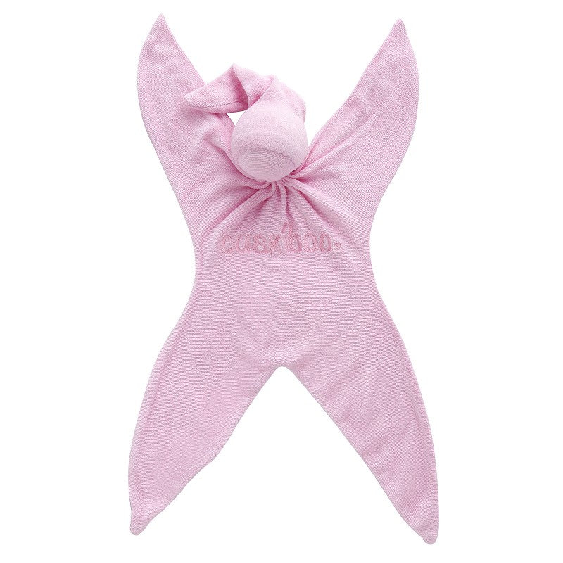 Cuskiboo 100% Bamboo Baby Comforter Pinkee - Pink and Blue Baby Boutique