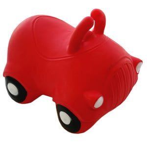 Jumping Car - Pink and Blue Baby Boutique