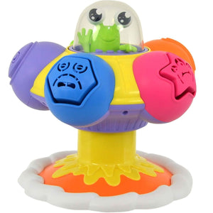 Toomies Sort & Pop Spinning UFO - Tomy
