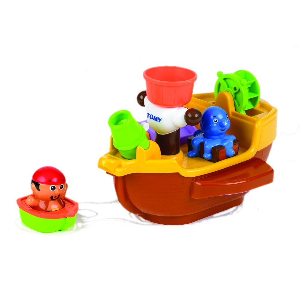 Pirate Ship Bath Toy - Bath Toys