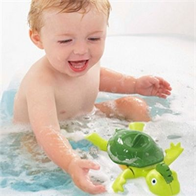 Swim and Sing Turtle - Bath Toys
