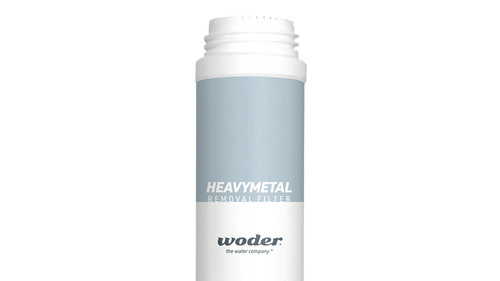 HeavyMetal Removal Filter Cartridge