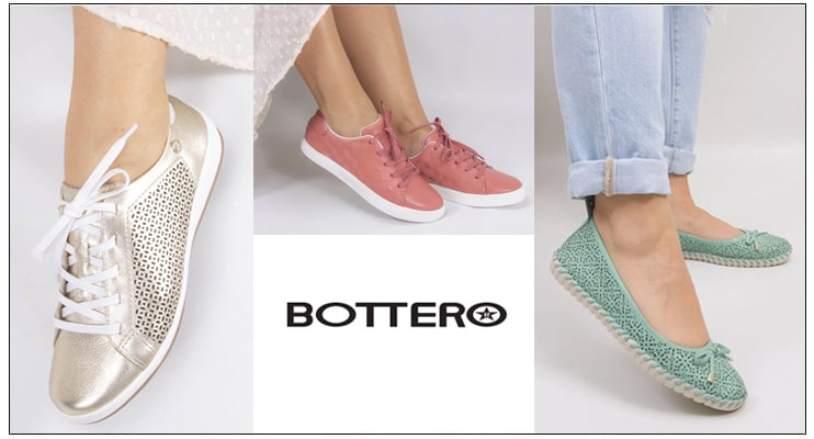 Bottero Womens Shoes & Sandals
