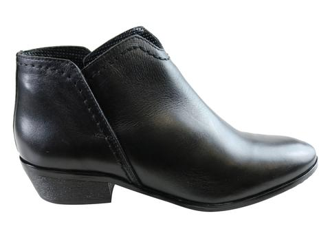 Orcade Zozz Womens Comfortable Leather Ankle Boots Made In Brazil