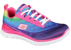 Skechers Flex Appeal Pretty Please Womens Sport Shoes