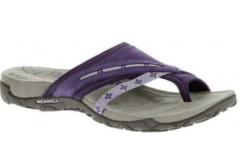 Merrell Terran Post Womens Comfortable Thongs