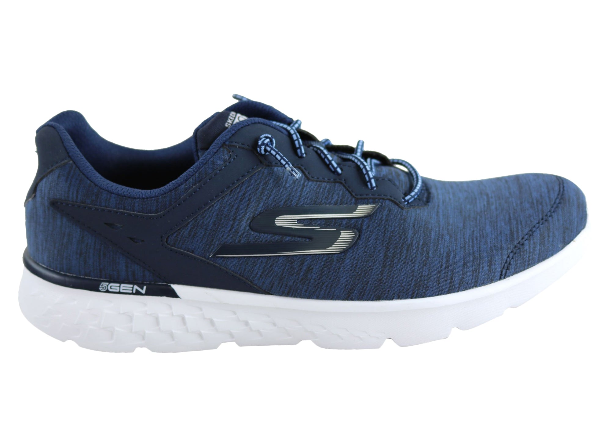 250e5c16e61 Home Skechers Go Run 400 Swiftly Womens Comfortable Athletic Shoes. Black   ...