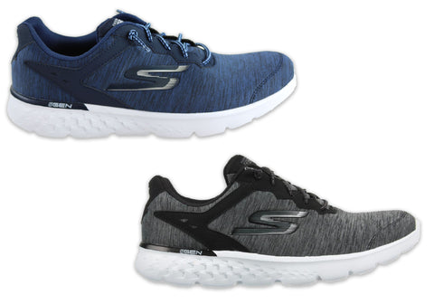 Skechers Go Run 400 Swiftly Womens Comfortable Athletic Shoes ... d5de61595