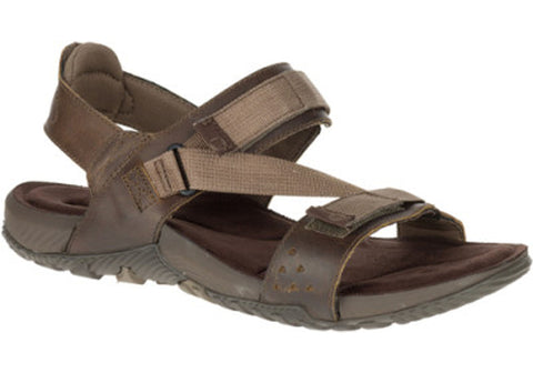 Merrell Terrant Strap Mens Comfortable Leather Sandals