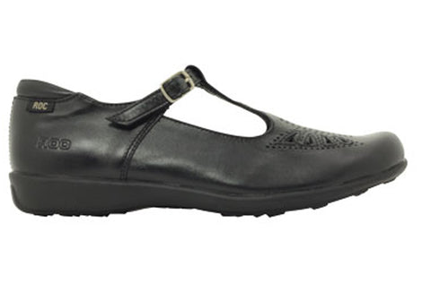 Roc Mango II Senior Older Girls Comfortable Durable TBar School Shoes