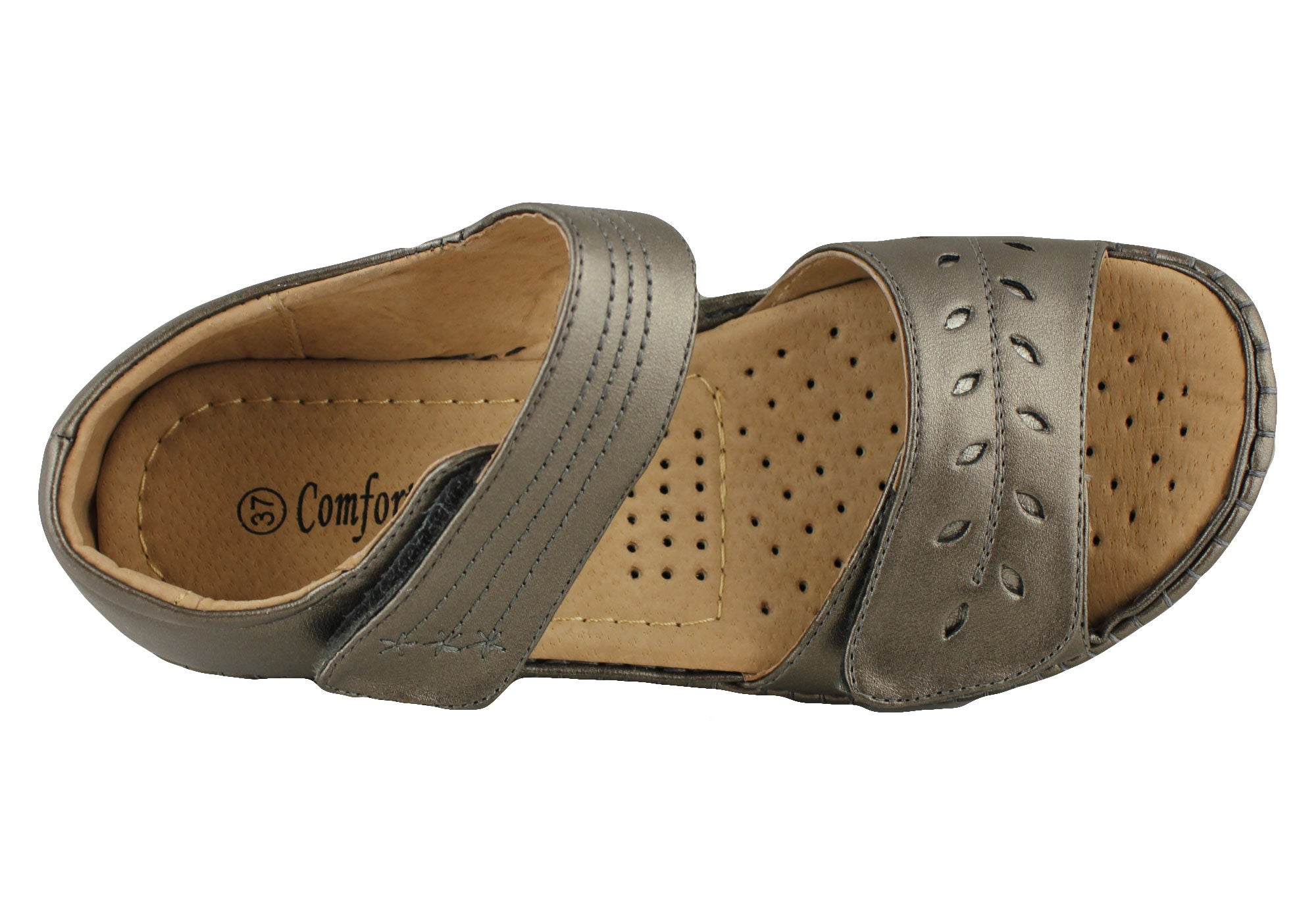 Comfort Leisure Patsy Womens Comfort Sandals