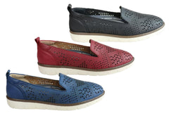 Scholl Orthaheel Kelso Womens Supportive Comfort Slip On Casual Shoes