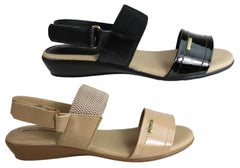 Modare Ultraconforto Annie Womens Comfortable Sandals Made In Brazil