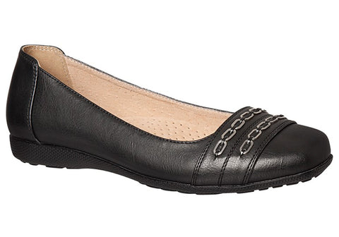 Grosby Connie Womens Comfortable Flat Shoes