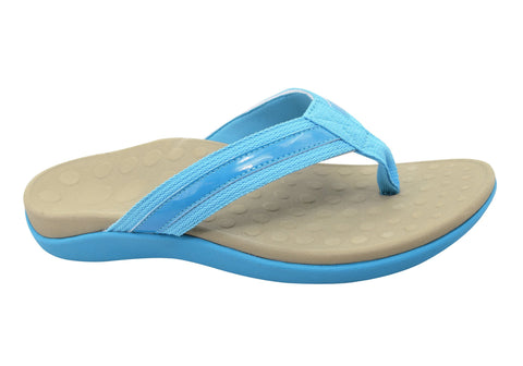 Scholl Orthaheel Tide II Womens Comfort Thongs