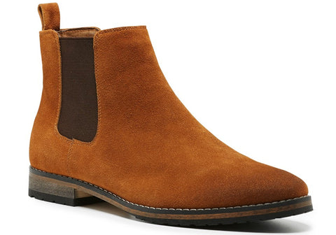 Hush Puppies Trick Mens Fashion Chelsea Boots