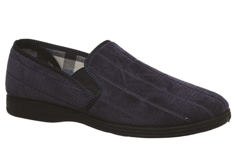 Grosby Blake Mens Comfortable Indoor Slippers