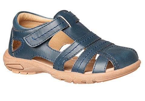 Grosby Fitz Boys Closed Toe Comfortable Sandals