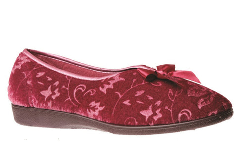 Grosby Vanessa Womens Comfortable Indoor Slippers