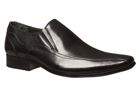 Julius Marlow Crash Mens Leather Slip On Dress Shoes