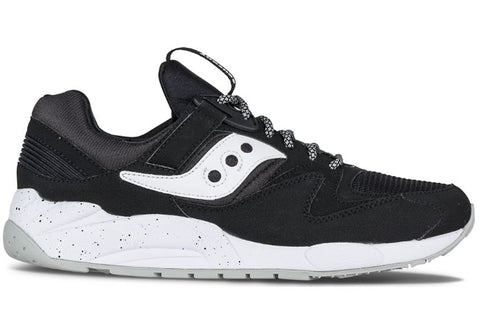 Saucony Mens Grid 9000 Retro Inspired Sneakers