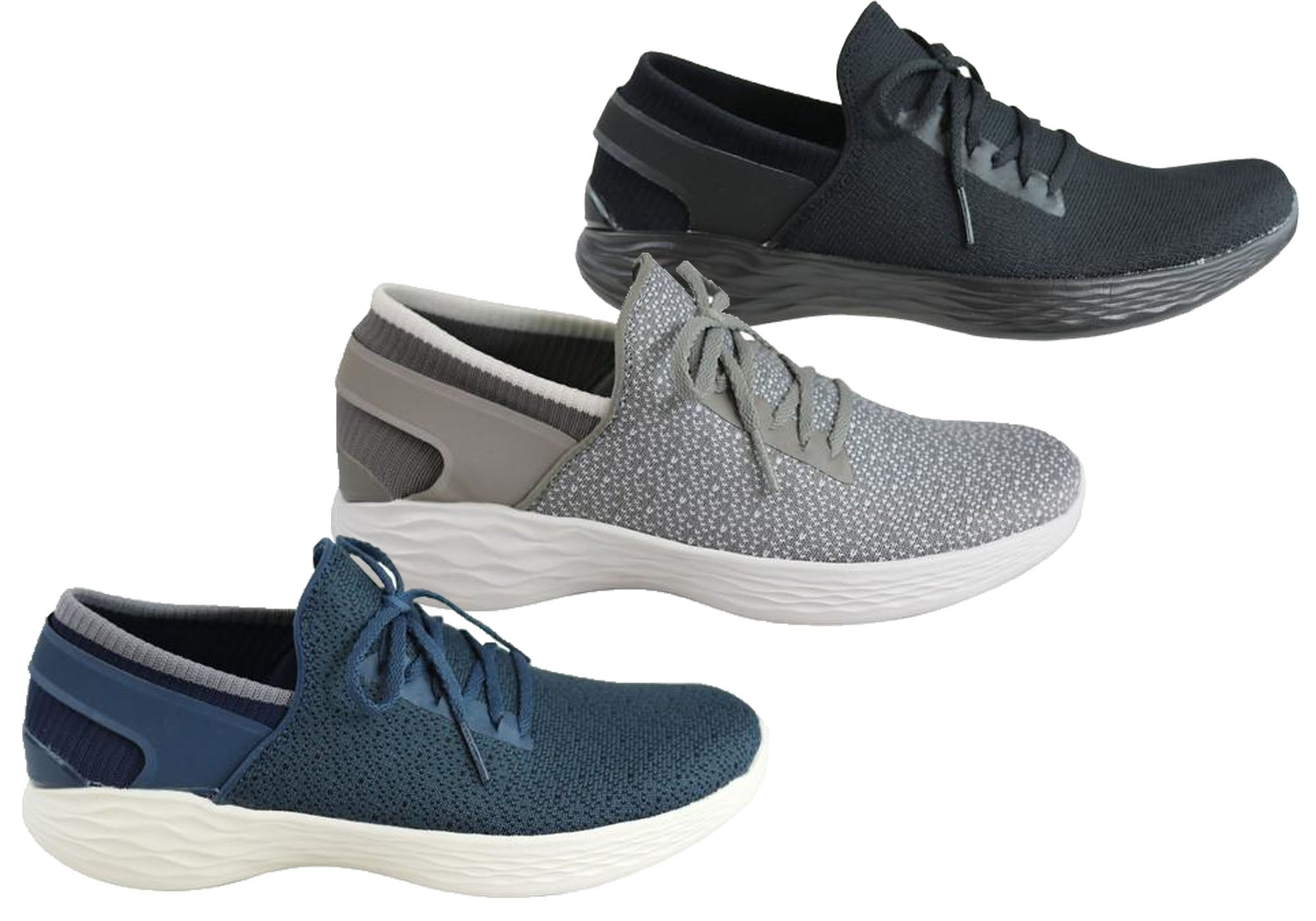 19b4f947ccef NEW SKECHERS YOU WOMENS INSPIRE COMFORTABLE CASUAL SLIP ON SHOES