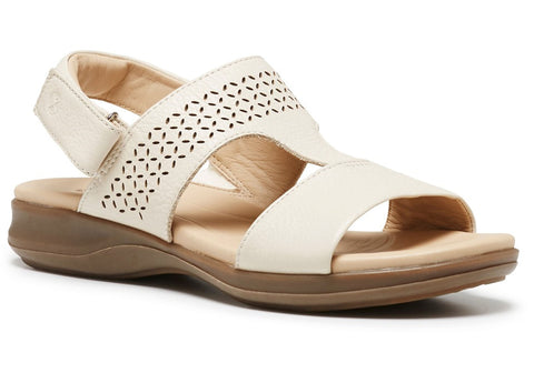Hush Puppies Lacee Hart Womens Leather Comfortable Sandals