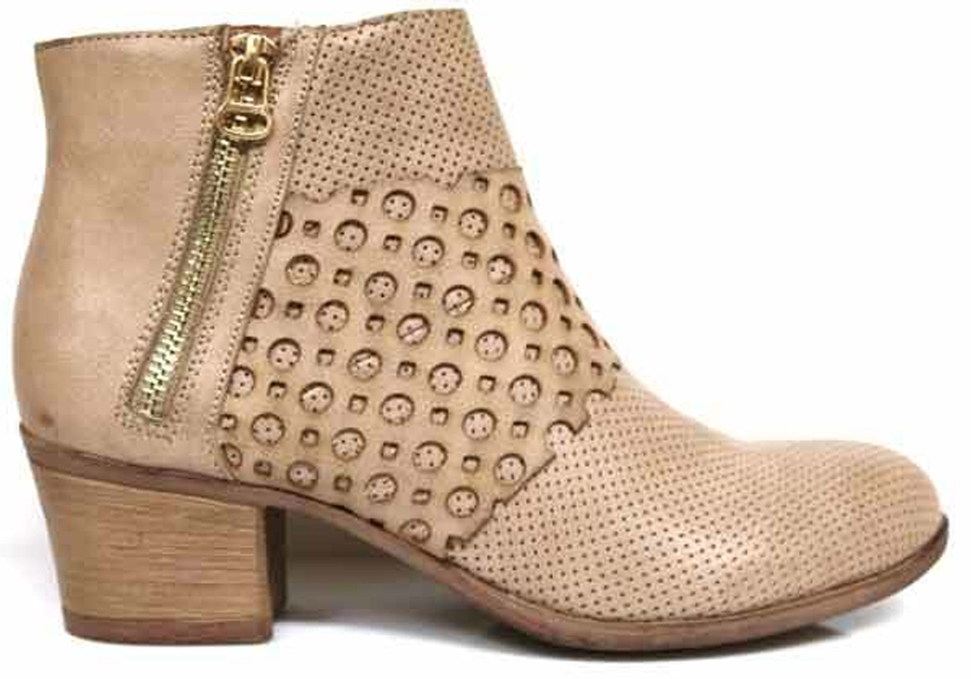 Lavish Leesa Womens Fashion Ankle Boots