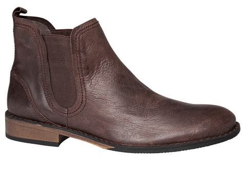 Julius Marlow Abort Mens Leather Brown Boots