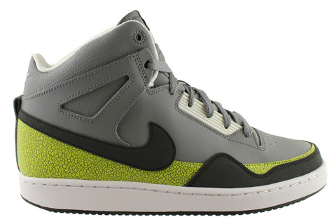Nike Alpaballer Mid Mens Basketball Shoes Hi Tops Trainers