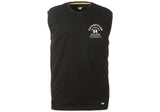 Caterpillar Mens Muscle Tee Singlet TShirt Top