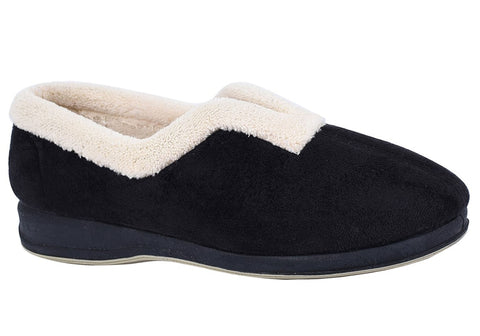 Grosby Womens Bloom Comfortable Indoor Slippers