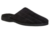 Grosby Tod Mens Slip On Indoor Slippers