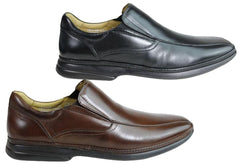 Savelli Willis Mens Massage Ball Comfort Dress Shoes Made In Brazil
