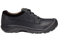 Keen Austin Mens Leather Waterproof Comfortable Lace Up Casual Shoes