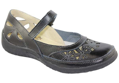 CC Resorts Jasmine Womens Comfort Leather Mary Jane Shoes