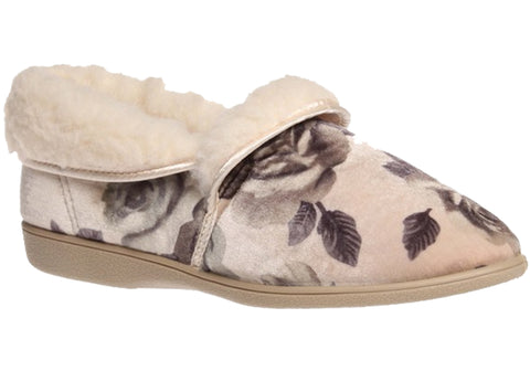 Grosby Daphne Womens Comfortable Indoor Slippers