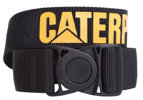 Caterpillar Mens Logo Work Belt
