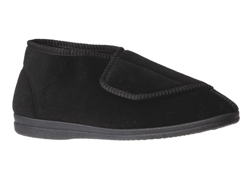Grosby Daniel Mens Indoor Memory Foam Slippers