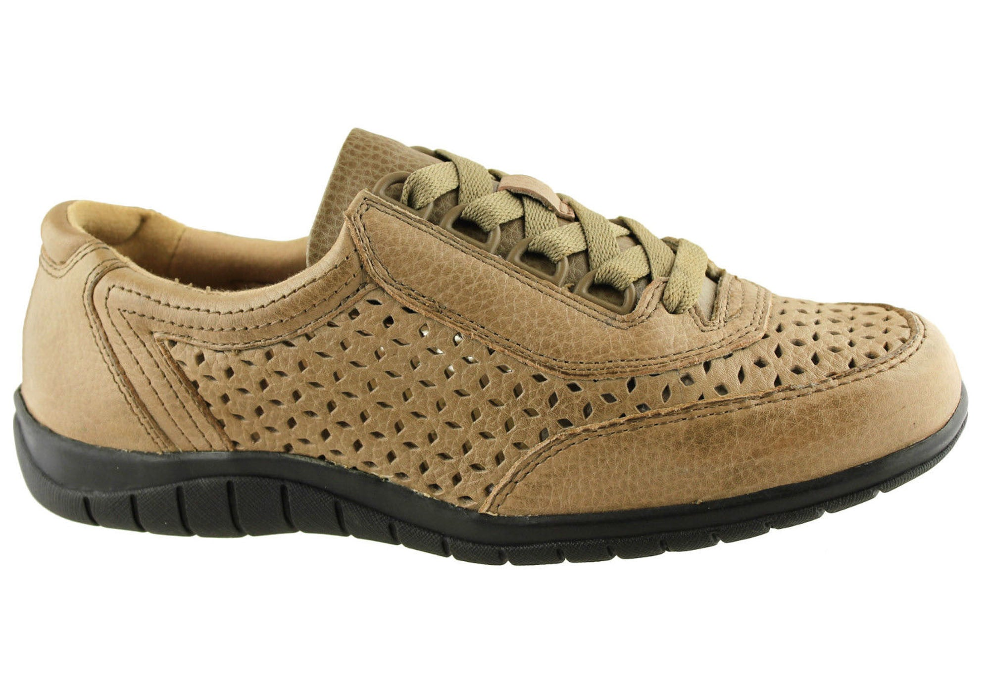 Khaki (Perforated)