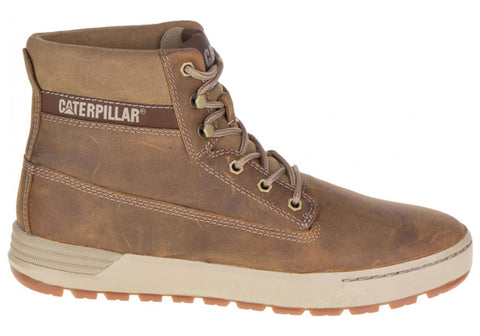 Caterpillar Ryker Mens Casual Lace Up Wide Fit Shoes