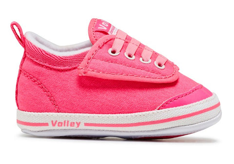 Volley My First Volley Baby/Infant Neon Pink Shoes