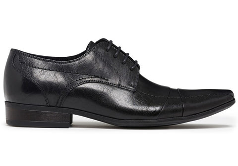 Julius Marlow Ballistic Mens Leather Lace Up Dress Shoes