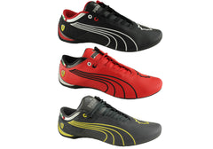 Puma Future Cat Ferrari Leather Mens Casual Shoes