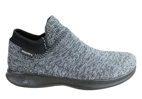 Skechers Womens Go Step Lite Ultrasock & Innovate Comfort Slip On Casual Shoes