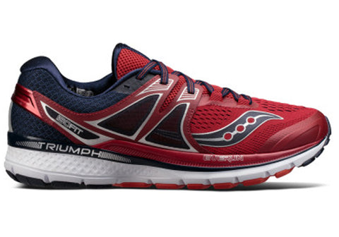 Saucony Mens Triumph ISO 3 Mens Cushioned Running Shoes