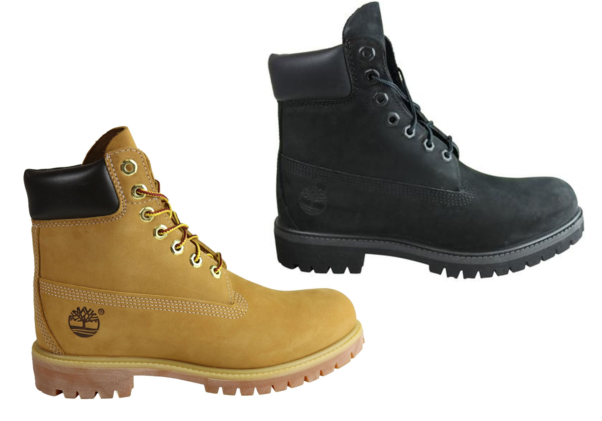 NEW-TIMBERLAND-MENS-COMFORTABLE-LACE-UP-6-INCH-PREMIUM-WATERPROOF-BOOTS thumbnail 2